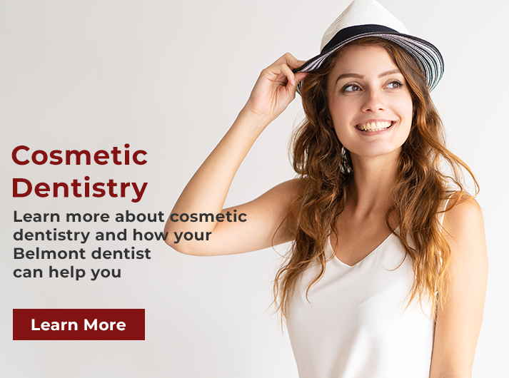 cosmetic dentistry banner belmont wa