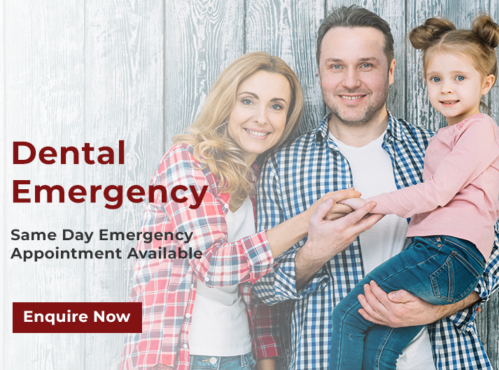 dental emergency banner belmont wa