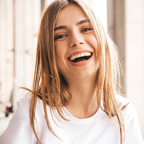 girl smiling dentist belmont wa