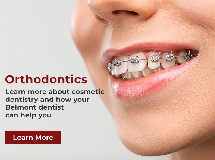 orthodontics banner belmont wa