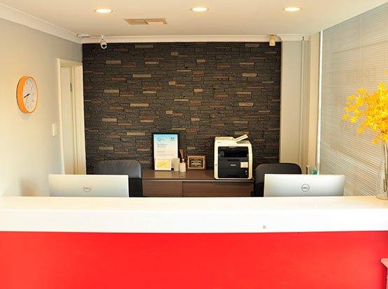 Epsom Dental Care Reception Belomt WA