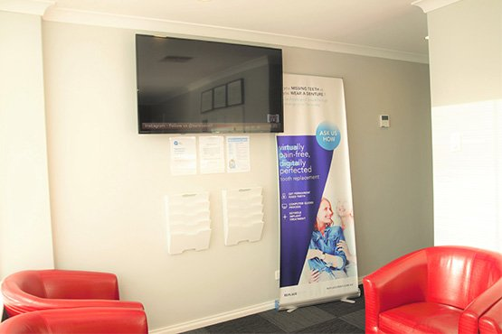 epsom dental care waiting area belmont wa