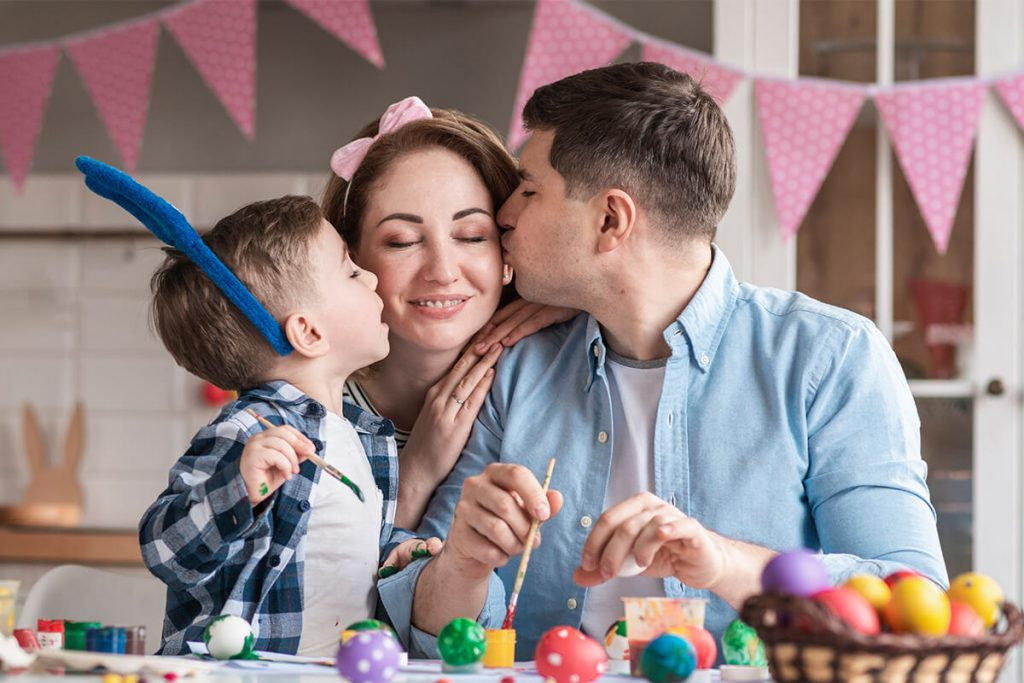Top 8 Ideas for Easter at Home from Epsom Dental Care