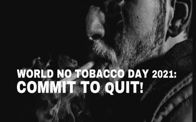 World No Tobacco Day 2021 in Belmont WA: Commit to Quit!
