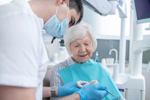 broken dentures what to do belmont wa